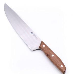 Due Cigni Trinciante 25cm Noce-coltellipersonalizzati.com