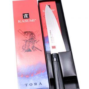 Kasumi TORA Chef's Knife 20cm - mycustomknives.com