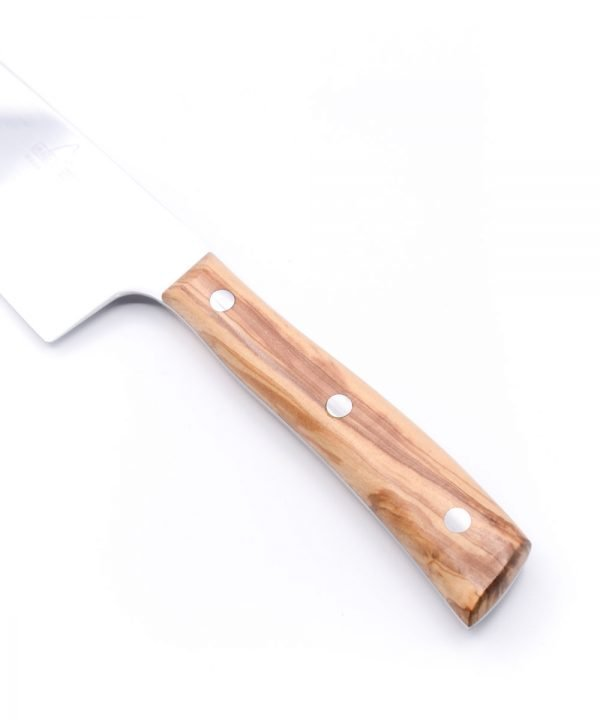 Maglio Nero Iside Olive Wood Chef's Knife 25 cm