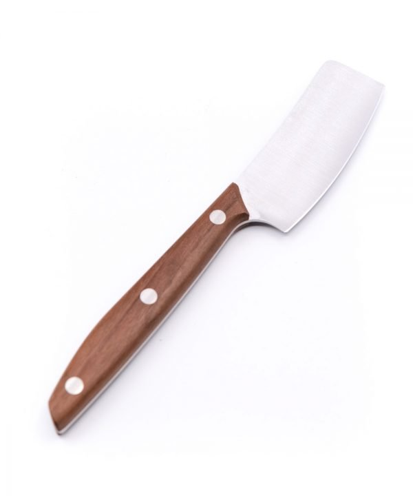 Due Cigni Mini Accetta 8cm Noce-coltellipersonalizzati.com