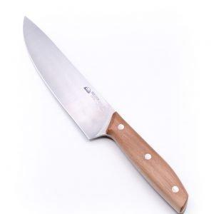 Due Cigni Trinciante 20cm Noce-coltellipersonalizzati.com