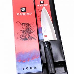 Kasumi TORA Deba 16.5cm-mycustomknives.com