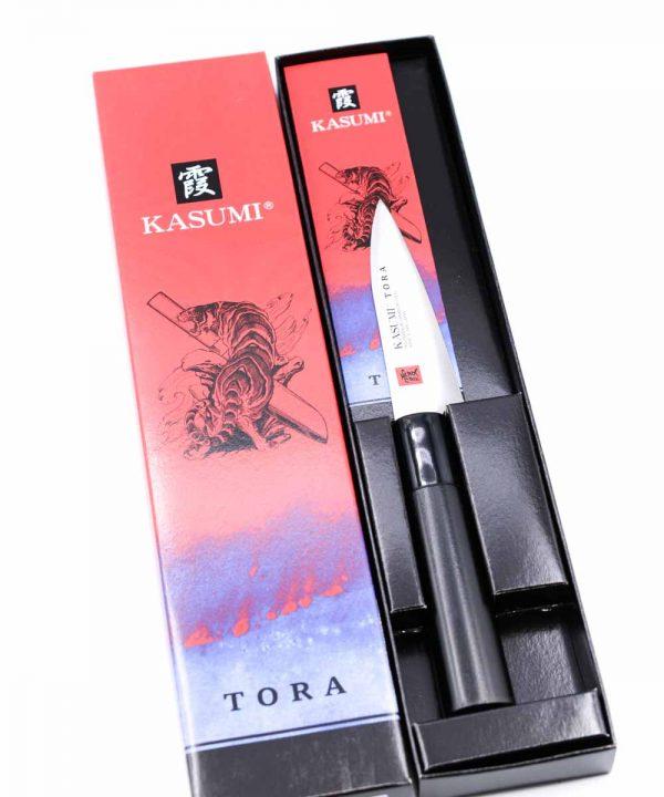 Kasumi TORA Paring Spelucchino Dritto 9cm - coltellipersonalizzati.com