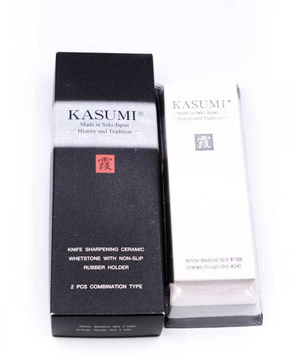 Kasumi Waterstone Sharpening Stone 240-1000-mycustomknives.com