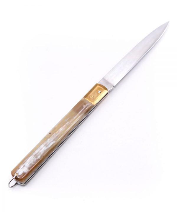 M.F. Sfilato Guancetta Ottone 30cm-coltellipersonalizzati.com