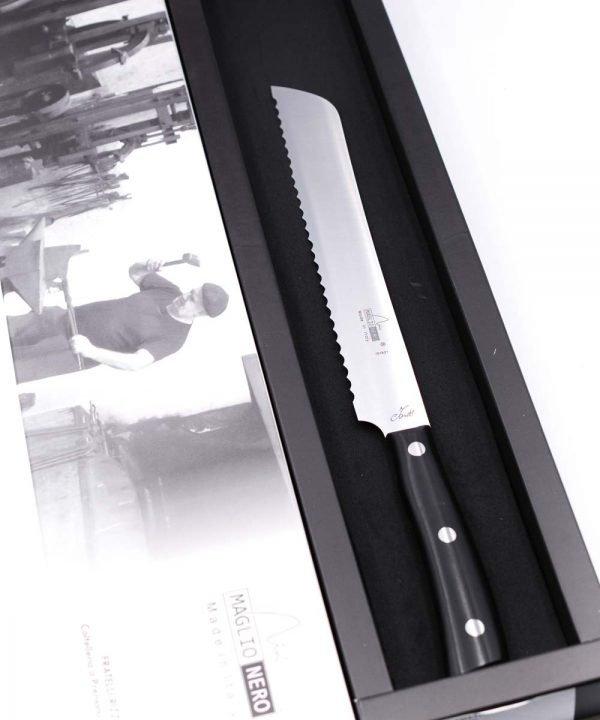 Maglio Nero Iside Bread Knife 21 cm