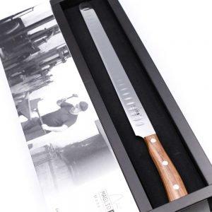 Maglio Nero Iside Salmone Alveolato Ulivo 30 cm