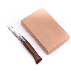 Opinel N.6 Walnut-custom-knives