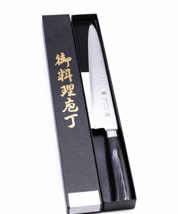 Tamahagane Carving Knife 24cm-custom-knives