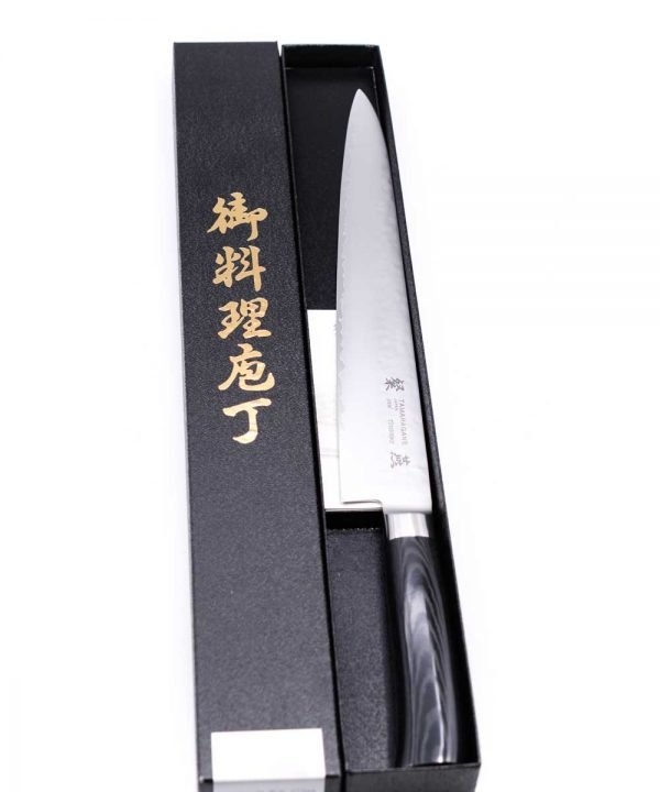 Tamahagane Carving Knife 27cm-custom-knives