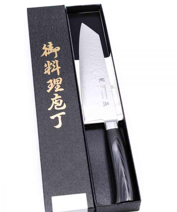 Tamahagane Kengata 19cm-custom-knives