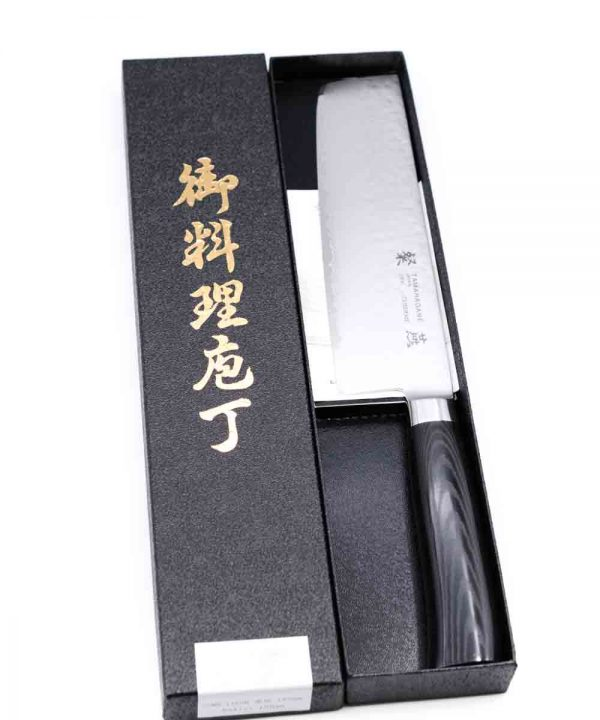 Tamahagane Nakiri 18cm-coltellipersonalizzati.com