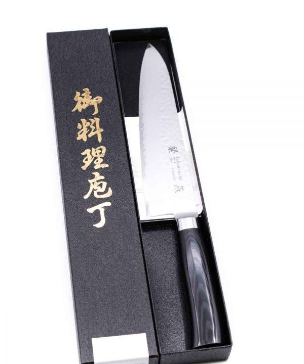 Tamahagane Chef's Knife 21cm-custom-knives