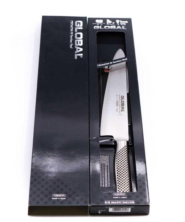 Global G-16 Chef Knife 24cm-coltellipersonalizzati.com