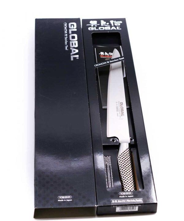 Global G-18 Fillet Knife 24cm-coltellipersonalizzati.com