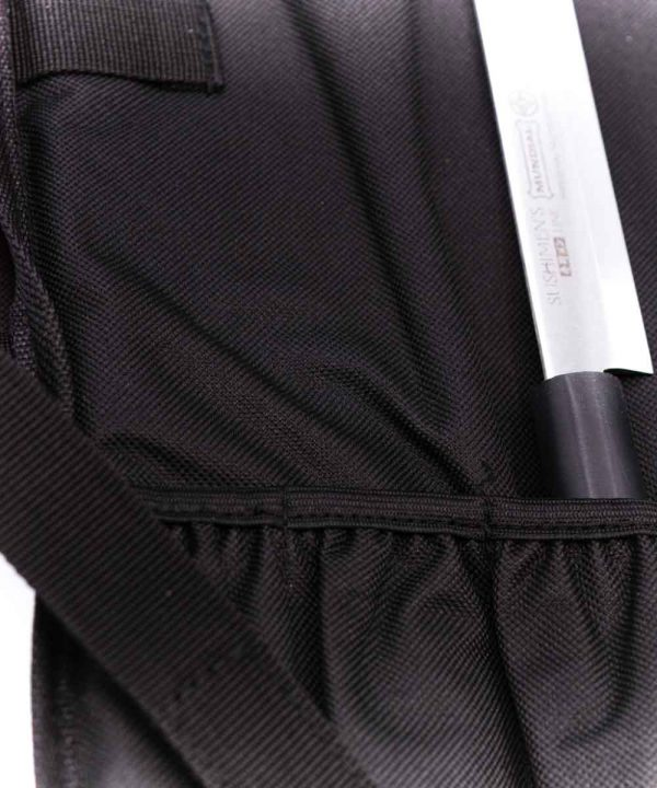 Set Mundial Sushimen's 5 Pezzi + Borsa-coltellipersonalizzati.com