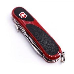 Victorinox EvoGrip S101 Red-coltellipersonalizzati.com