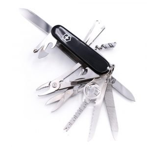 Victorinox SwissChamp Black-coltellipersonalizzati.com