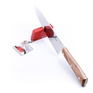 Affilacoltelli Wüsthof Rosso-coltellipersonalizzati.com