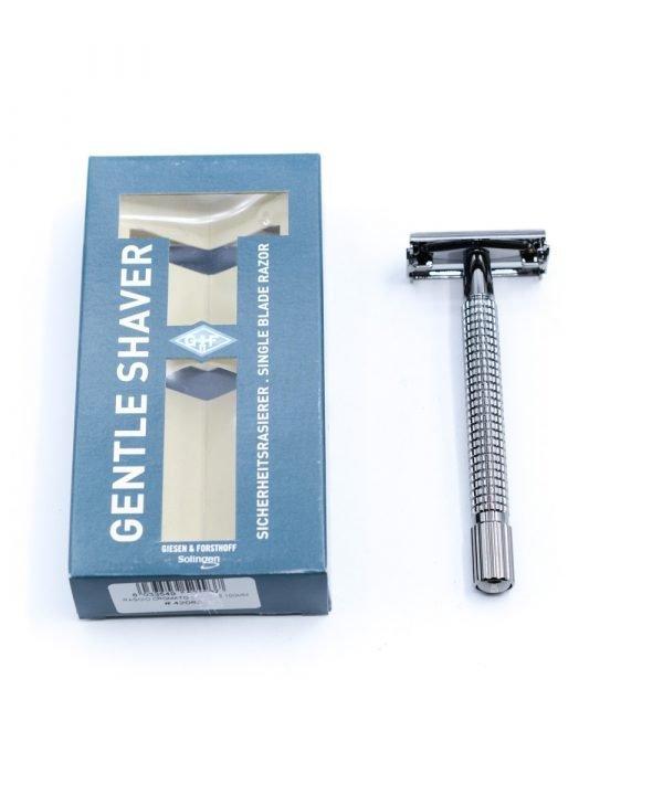 GF Rasoio per Barba Nero 11cm-coltellipersonalizzati.com