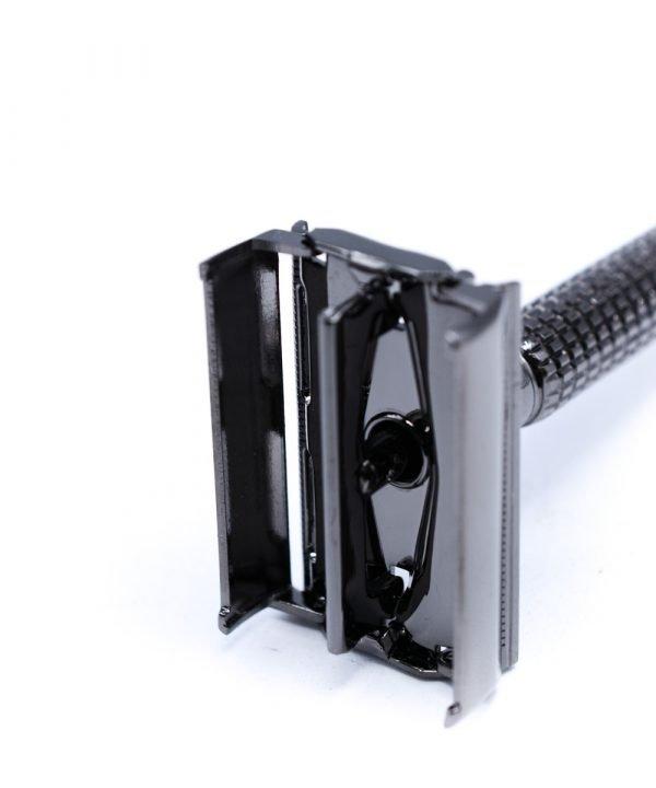 GF Rasoio per Barba Nero 9cm-coltellipersonalizzati.com
