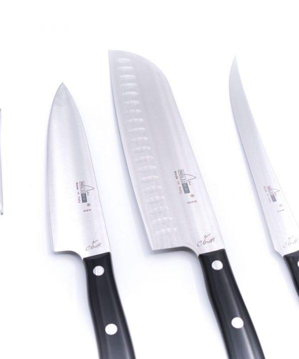Maglio Nero Set Iside 7 Pezzi-coltellipersonalizzati.com