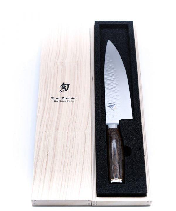 Shun Premier Tim Mälzer Trinciante 21cm-coltellipersonalizzati.com