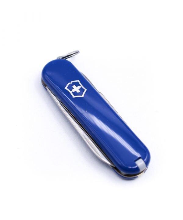 Victorinox classic SD Blu-coltellipersonalizzati.com