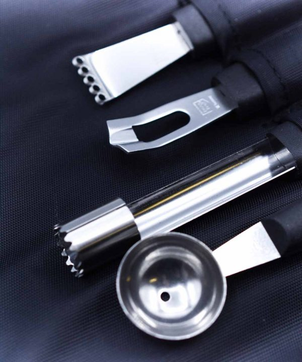 Triangle Set Intaglio 7pz-coltellipersonalizzati.com