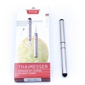 Triangle Thaimesser Incisione Frutta-coltellipersonalizzati.com