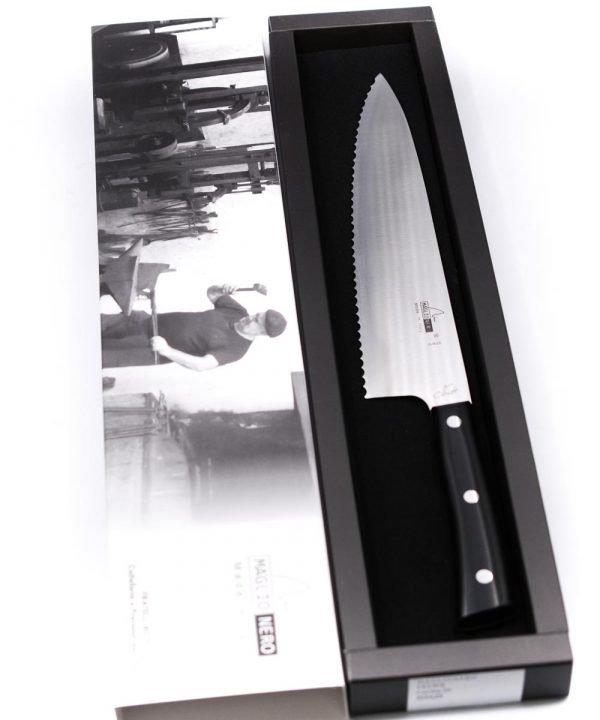 Maglio Nero Iside Trinciante Dentato 25cm-coltellipersonalizzati.com