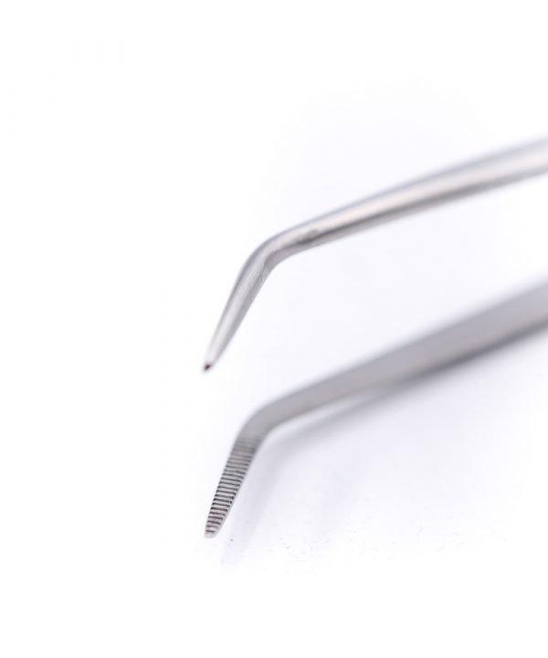 Pinza curva da Impiattamento 16cm-coltellipersonalizzati.com