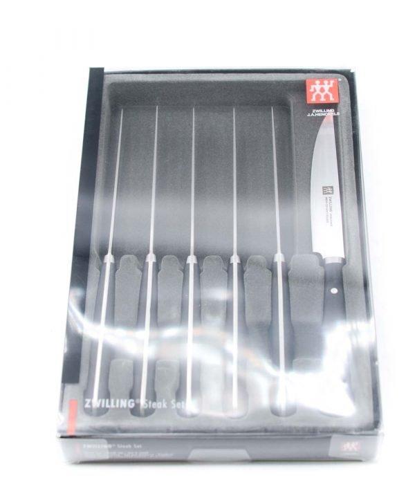 Zwilling Set da Bistecca 6pz-coltellipersonalizzati.com