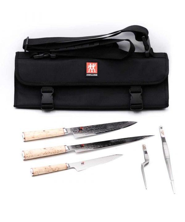 Miyabi 5000MCD-B Set 6pz-coltellipersonalizzati.com
