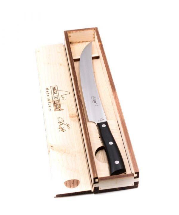 Maglio Nero Iside Scimitarra Americana 26cm-coltellipersonalizzati.com