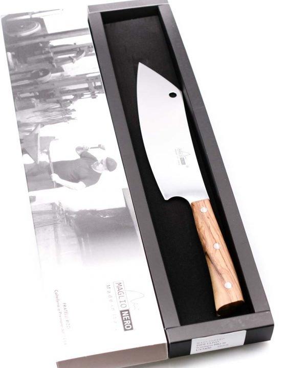 Maglio Nero Iside Barbeque 20cm Ulivo-coltellipersonalizzati.com